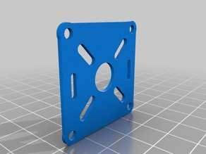 No Legs FC Mounting Plate 30.5mm