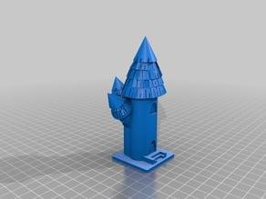 Kingdomino Wizard Tower