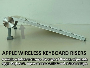 Apple Keyboard Risers