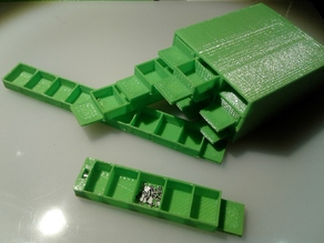 storage box for SMD components