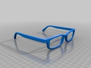 VirtualTryOn.fr Spencer's Glasses XXL