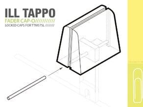 ILL TAPPO locked caps for RANE TTM56/57