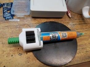 Solder paste dispenser (easier print)