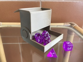 Compact Dice Tower/Box