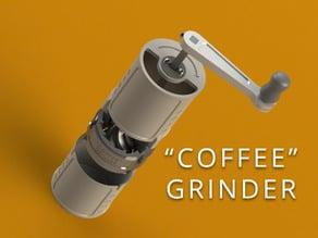 """""""COFFEE"""" Grinder"""