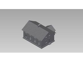 Miners' house - Bergarbeiterhaus