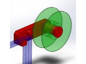 Bobine Filament Support for Alfawise U20