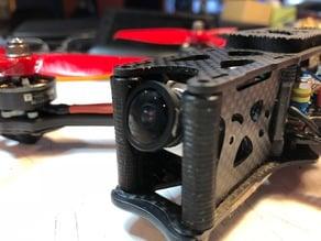 AstroX X5 Johnny FPV Runcam Micro Eagle Mount (Race Version)