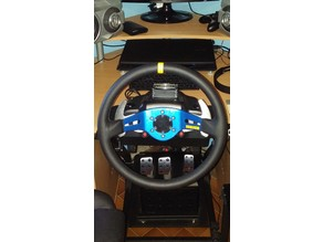 Steering wheel adapter with buttons support for Logitech G25