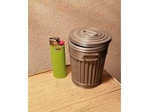 Tiny Trashcan