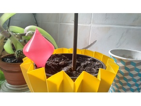 Flower watering ball (bulb?) / Bewässerungskugel für Blumen