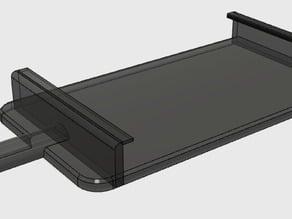 Nexus 7 2012 tablet Mount for the 3DR IRIS TX