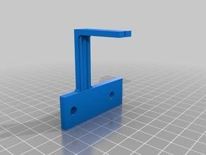 UP!Plus2 simple filament holder