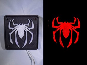 SPIDERMAN LED Light/Nightlight
