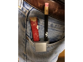 Pencil holster