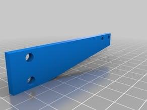 FLsun Cube Z micro switch arm