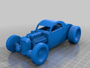 Tinker Toy Vehicles Coupe