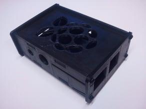 Adafruit style Raspberry Pi case