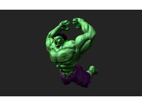 Hulk Smash (Lower Poly)