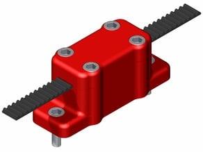 Prusa i3 Y-Carraige belt holder V3