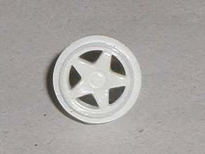 Scalextric wheel hub