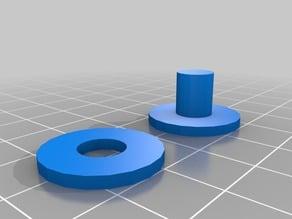 Fidget spinner cap simple