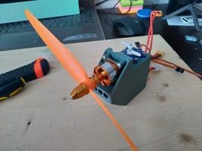 RC plane base (powerpod)