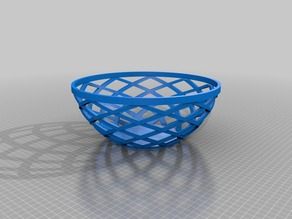 Large Fruit Bowl ( Sized to suit a CR10)