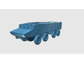 Hipopotam carrier