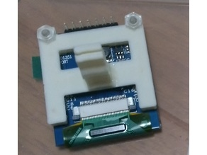 1.5 Inch 128x128 SPI OLED LCD Display Clip