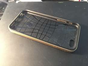 Replacement frame for iPhone 6 version of Spigen Neo Hybrid Case
