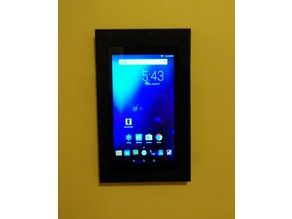 """7"""" Tablet Wall Mount"""
