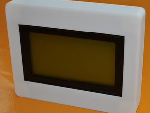 LCD DEM 128064A SYH Display Case