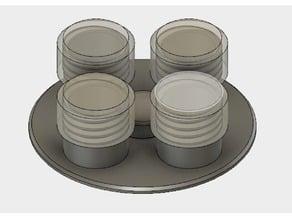 Mason Jar Bioreactor