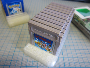 Game Boy Card Holder