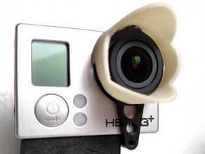 GoPro LensHood to be used with Tarot or RCTimer IMP Gimbals