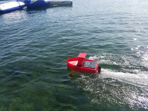 High-Speed Planing RC Boat