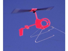 Helicopter - Gyro Kite