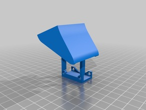 Part Cooling and Throat Cooler for E3D Clone