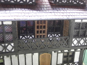 SCALEPRINT WINDOW SHEET FOR TUDOR WINDOWS