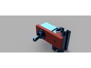CR10 - Interrupteur d'arrêt - power off