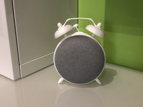 Google Home Mini Retrò