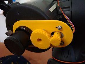 Stepper Motor Focus for Mak127 Telescope