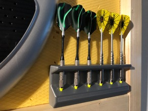 Dart Holder Dart Rack for soft and steel Darts