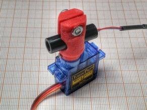 FabScan (PI) Laser Cradle for SG90 Servo