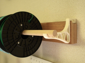 "Spool Hook for ""MUJI"" furniture"