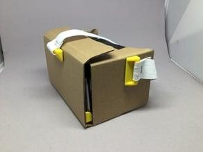 HeadStrap Kit for CardBoard VR Goggles