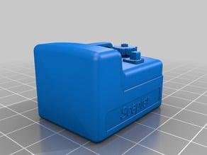 RC boat 1/10 - portable fuel tank
