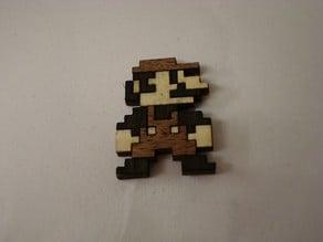 Mario Sprite Veneer
