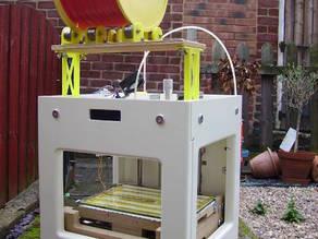 Sumpod 3D Printer Filament spool rack